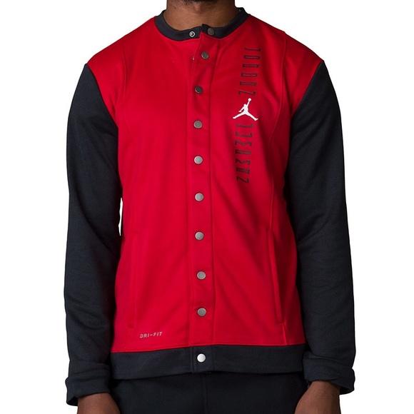 af69e09684af18 NIKE Air Jordan 11 Jacket Bred AH1549-687 Dri-Fit
